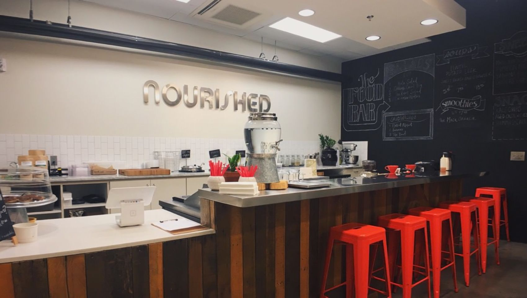 A photo of Nourished Food Bar