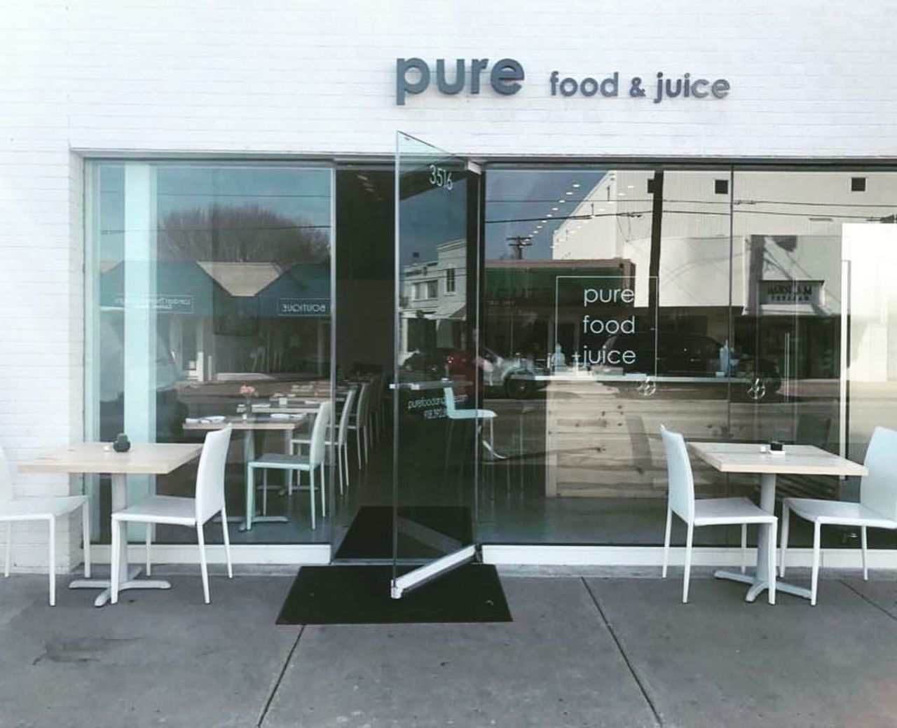 A photo of Pure Food + Juice