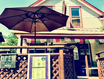 A photo of Super Sisters Cafe, Whitefish Hostel