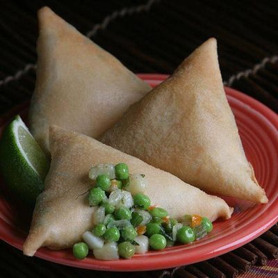A photo of Samosa Supreme