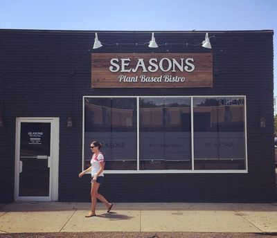 A photo of Seasons Plant Based Bistro