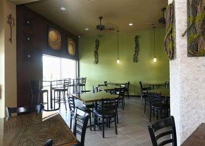 A photo of Oliv Epicurean Grill