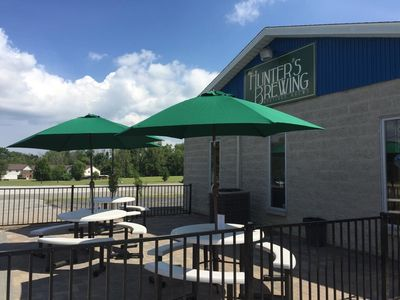 A photo of Hunter's Brewing