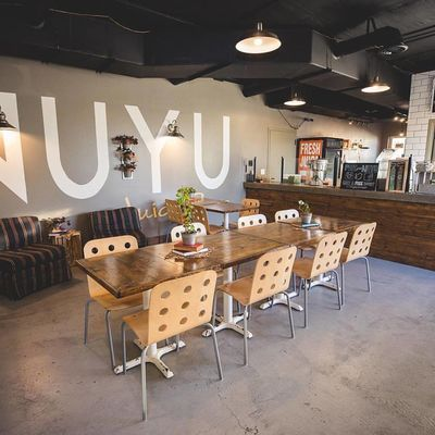 A photo of NUYU Juice Bar