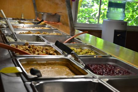 A photo of Govinda's Vegetarian Buffet