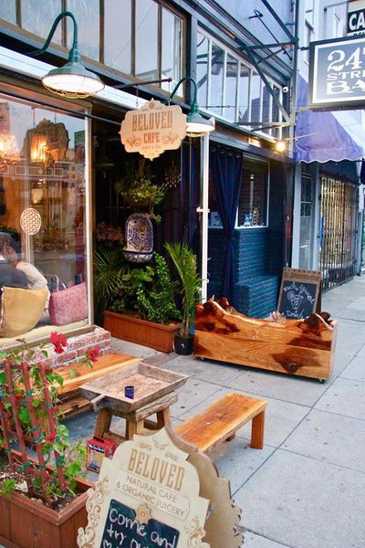 A photo of Beloved Natural Cafe & Organic Juicery