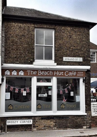 A photo of The Beach Hut Café