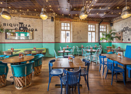 A photo of Wahaca, Shoreditch