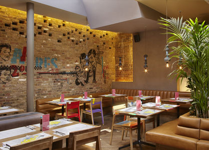A photo of Wahaca, Islington