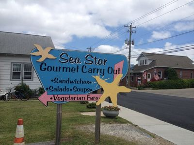 A photo of Sea Star Cafe