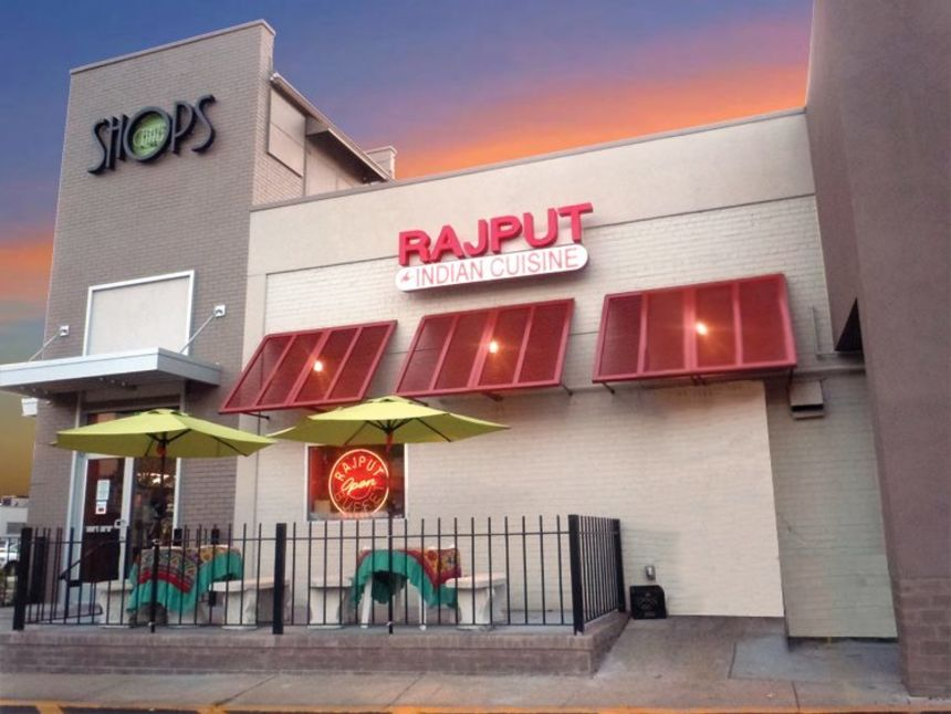 Rajput Indian Cuisine, Norfolk