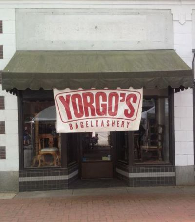 A photo of Yorgo's Bageldashery