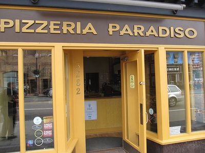 A photo of Pizzeria Paradiso, Georgetown