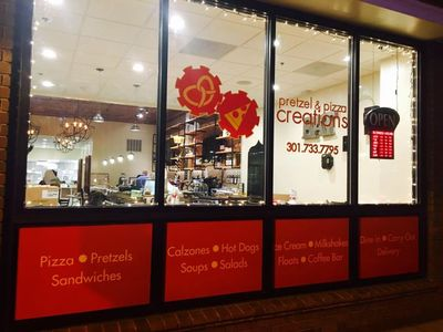 A photo of Pretzel and Pizza Creations, Hagerstown
