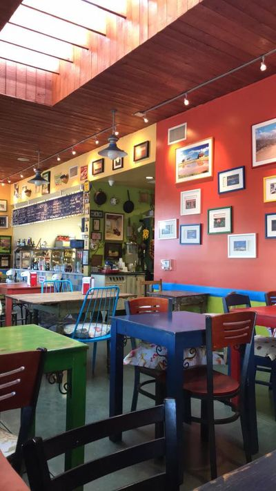 A photo of Café Brasil, Venice Boulevard