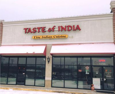 A photo of Taste Of India