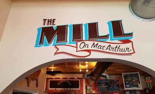 A photo of The Mill on MacArthur