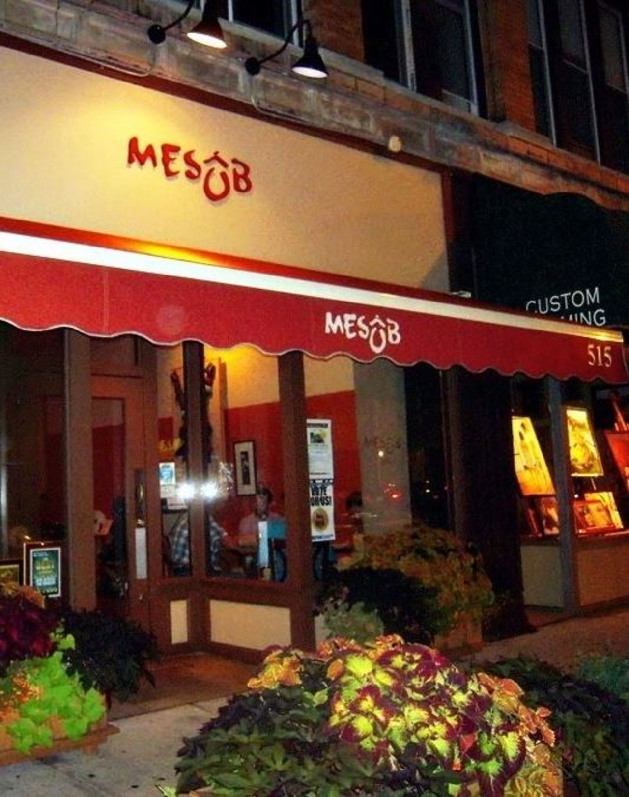 A photo of Mesob Ethiopian Restaurant