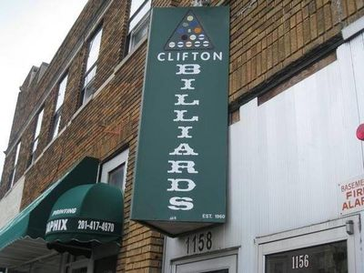 A photo of Clifton Billiards
