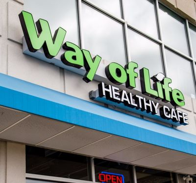 A photo of Way Of Life Healthy Cafe