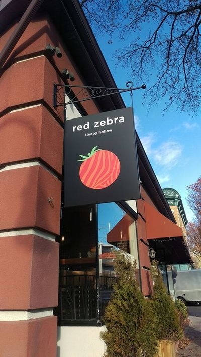 A photo of Red Zebra