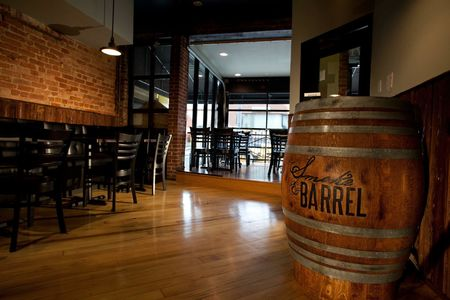 A photo of Smoke & Barrel