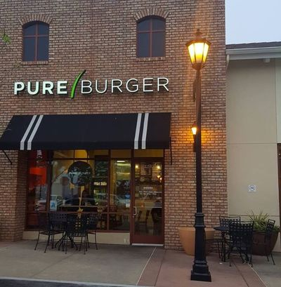 A photo of Pure Burger