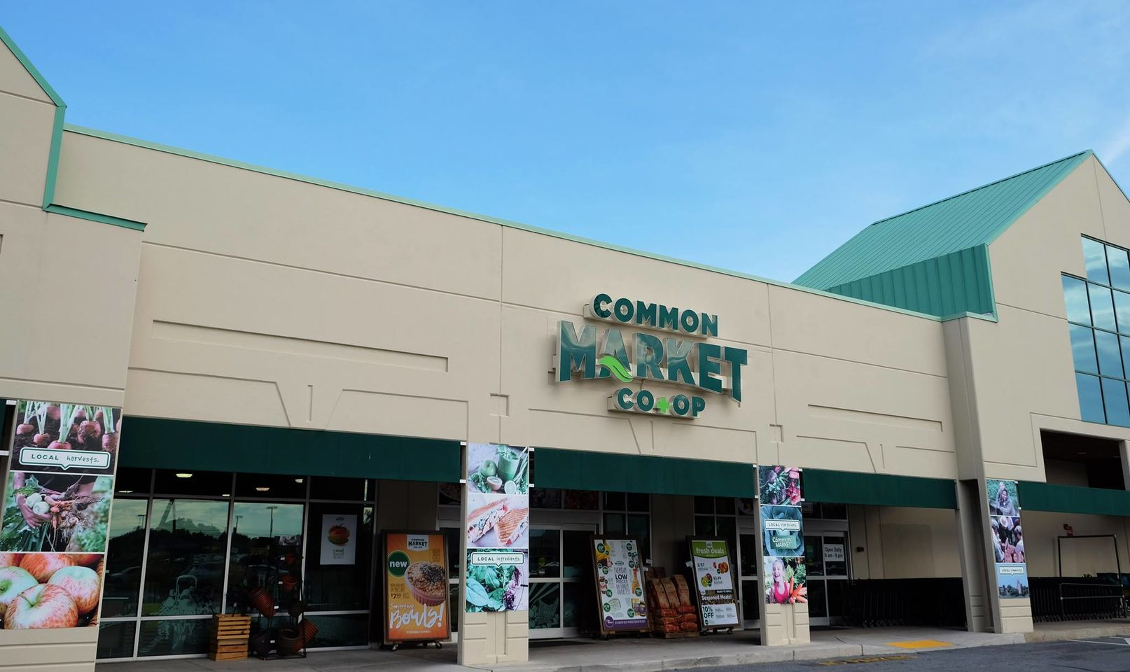 A photo of The Common Market Co-op