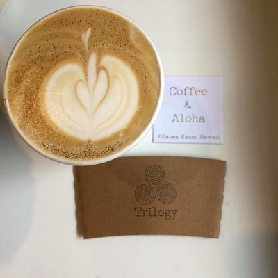A photo of Trilogy Coffee