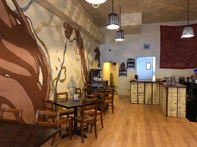 A photo of Backbone Cafe