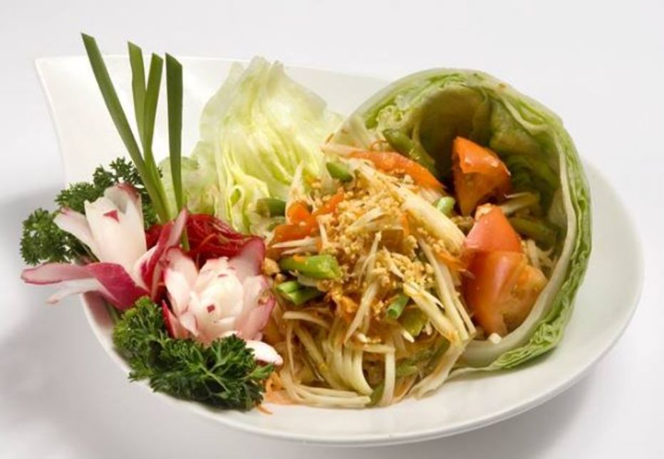 A photo of Sweet Basil Thai Cuisine