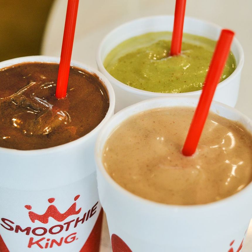 A photo of Smoothie King
