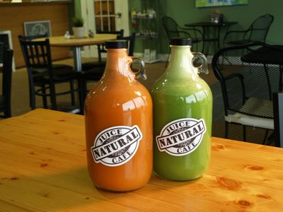 A photo of Natural Juice Cafe