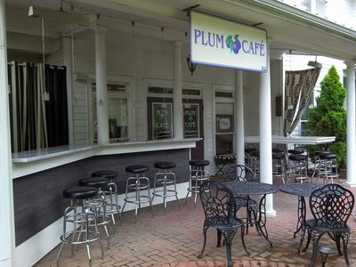 A photo of Plum Cafe
