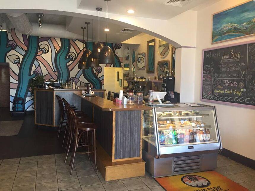 Java Surf Cafe & Espresso Bar