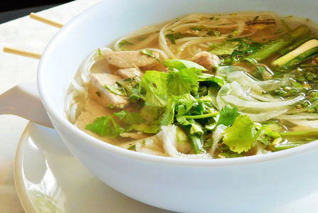 A photo of Super Bowl Pho