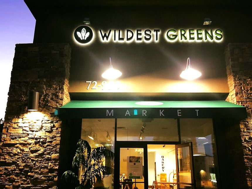 Wildest Greens
