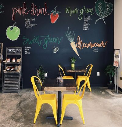 A photo of Sunshine Juice Co.