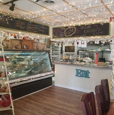 A photo of Kahiau's Bakery & Cafe