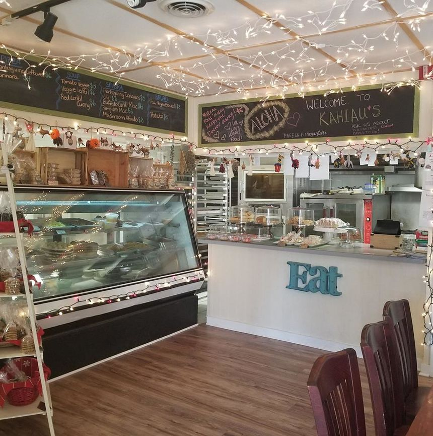 Kahiau's Bakery & Cafe