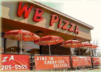 A photo of WB Pizza