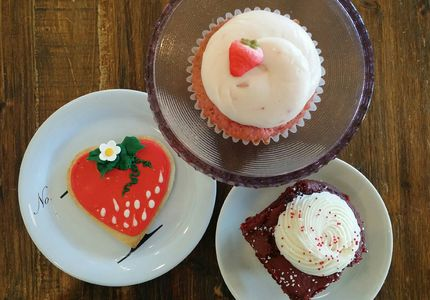 A photo of The Flying Cupcake, River's Edge Shops