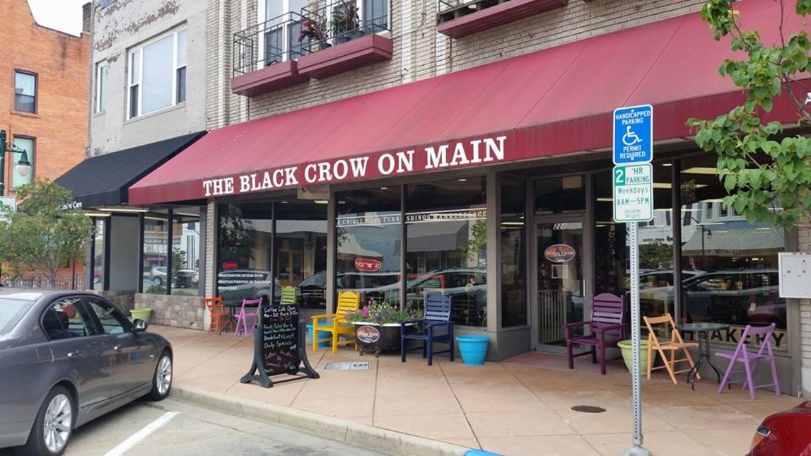 The Black Crow Café