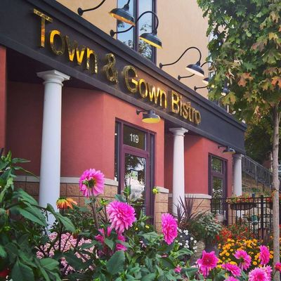 A photo of Town & Gown Bistro