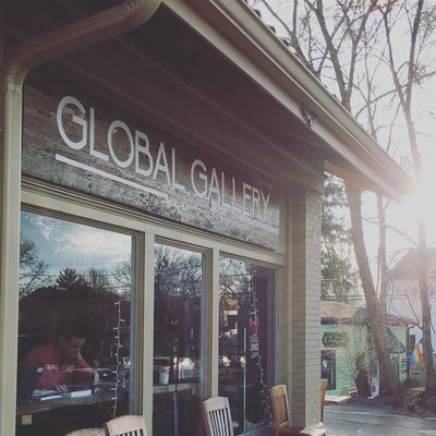 A photo of Global Gallery Coffee Shop