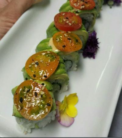 A photo of Sabaku Sushi