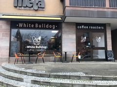 A photo of White Bulldog Coffee Roasters