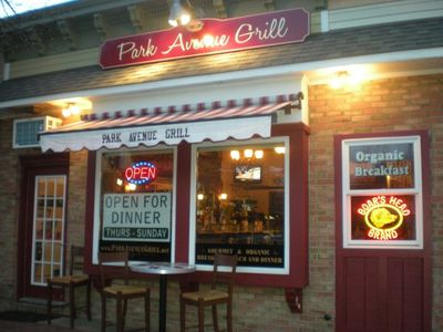 A photo of Park Avenue Grill