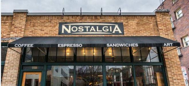 A photo of Nostalgia Café