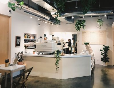 A photo of Rooted Juicery + Kitchen, Downtown
